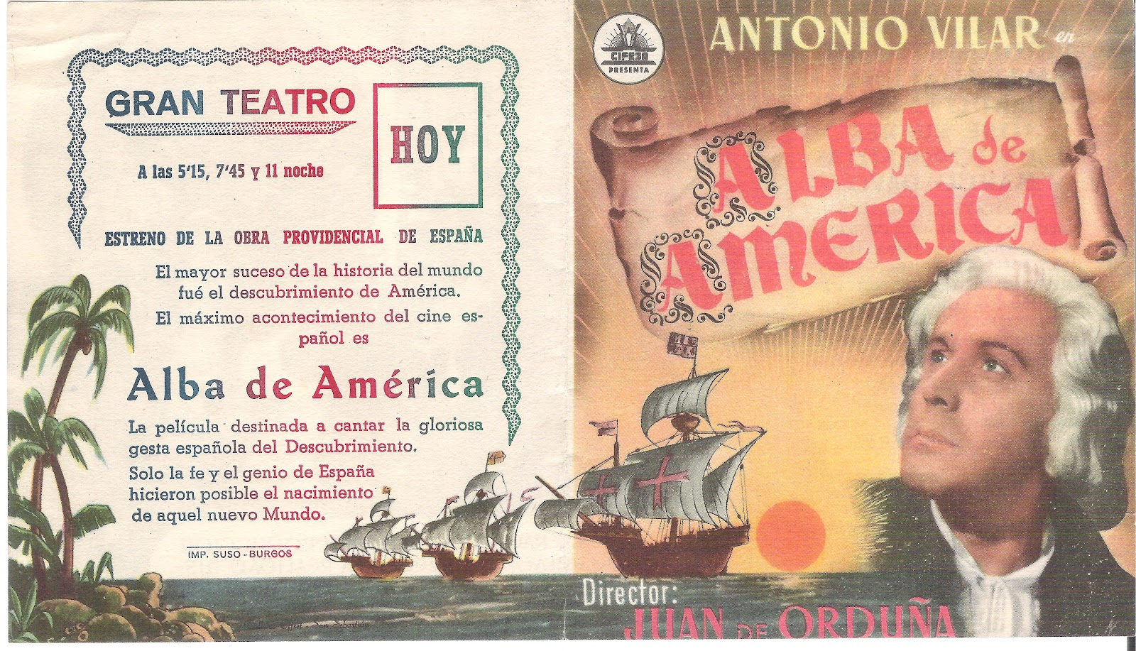 Alba-de-Ameica-Cine-Avenida-Tetuan  Alba-de-America-Gran-Teatro-Burgos