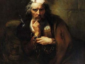 COLOMBO-ARTE-DOC-pittore-belga-Gustave-Wappers-Antwerpen-1803-Paris-1874-Colomb-enchainé-1860-326x245