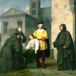 COLOMBO-ARTE-DOC-SCUOLA-SPAGNOLA-arrival_of_cristobal_colon  COLOMBO-ARTE-Giustiniano-degli-Avancini-doc-150x150
