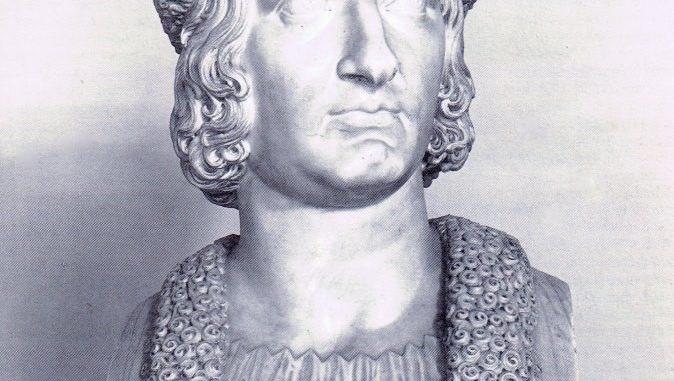 busto di Cristoforo Colombo