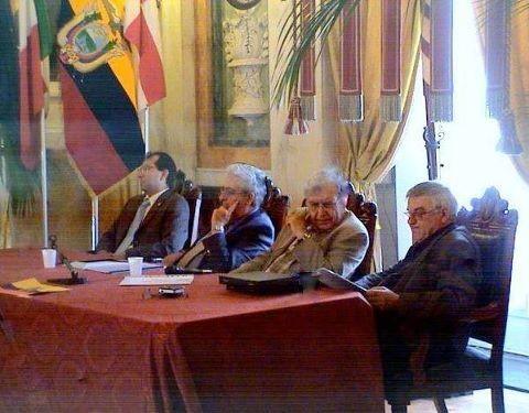 Lucas Luzon, Arturo Ontaneda, Bruno Aloi, Andrea ranieri