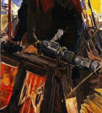 pittore spagnolo Joaquin Sorolla Y Bastida