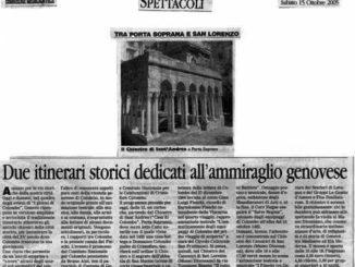 ARTICOLI-CORRIERE-MERCANTILE-Sabato-15-ottobre-2005-Due-itinerari-storici-dedicati-allammiraglio-genovese.-326x245