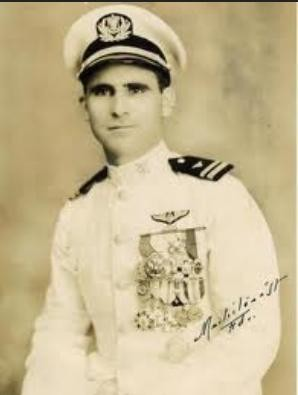 Aereo-pro-Colon-El-vuelo-panamericano-carta-geografica  Aerei-Antonio-Menendez-Pelaez
