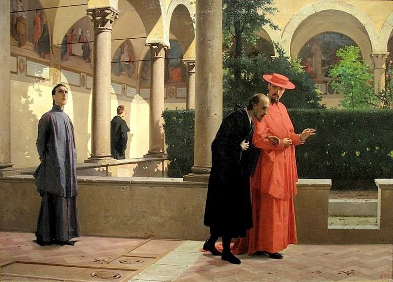 Busi-autoritratto-001  Busi-DOC-Cinzio-Aldobrandini-nel-convento-di-SantOnofrio-a-Roma-