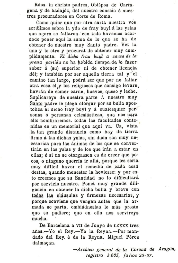 BOYL-al-secondo-viaggo-729x1024  BOYL-pagina-1-683x1024  BOYL-pagina-2-672x1024  BOYL-pagina-3-668x1024  BOYL-pagina-4-doc-705x1024  BOYL-apgina-5-699x1024  Boyl-foglio-6-1024x817  BOYL-El-Rey-e-la-reyna-7-giugno-1493-739x1024  BOYL-istanza-al-Papa-692x1024