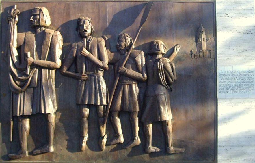 Rodrigo-de-triana-Monumento_a_los_ángeles_trianeros