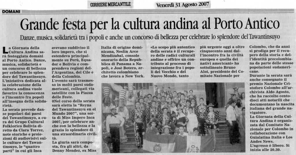 COLOMBO-Corr.-Merc.-DOC-Venerdì-31-agosto-2007-Grande-festa-per-la-cultura-andina-1024x536