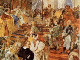 Gandolfi-Francesco-Cristoforo-Colombo-alla-corte-di-Spagna-326x245