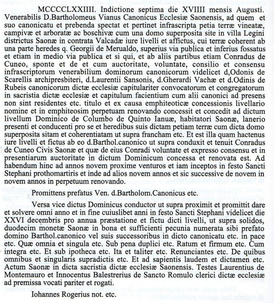 VALCALDA-Atto-notarile-in-latino-925x1024