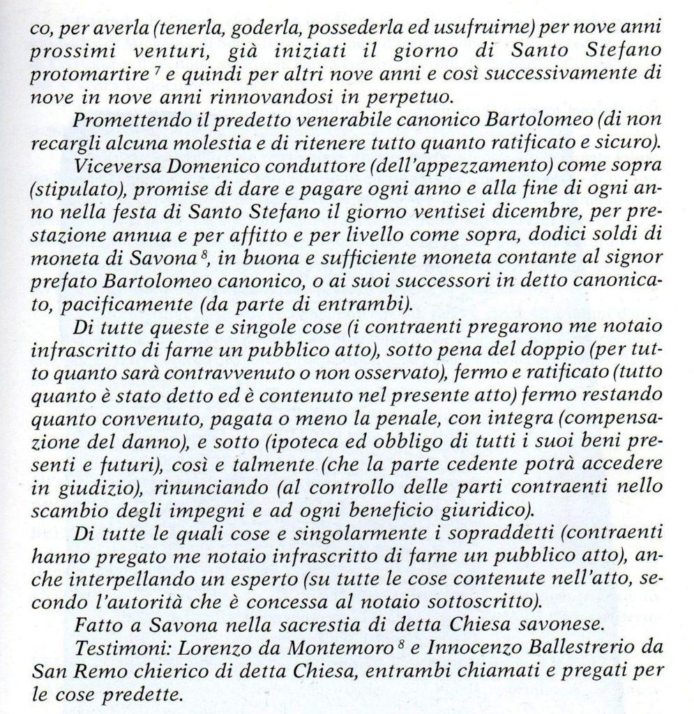 VALCALDA-Atto-notarile-in-latino-925x1024  Valcada-parte-prima-traduzione-1024x887  Valcada-parte-2-traduzione-995x1024