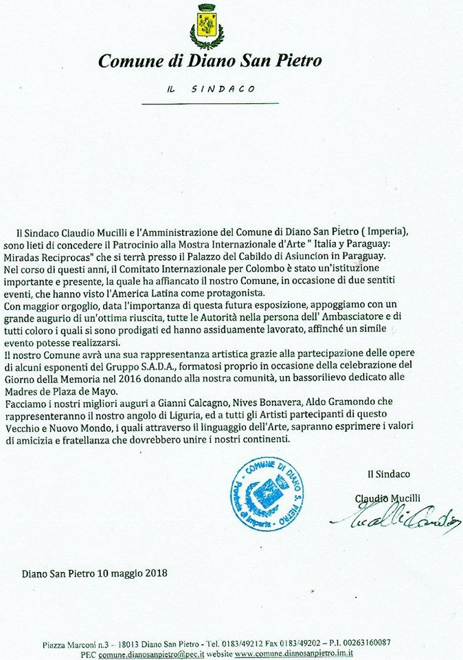 Paraguay-bandiera  mostra-asuncion-2018-Bandera_de_Asunción_Paraguay  MOSTRA-ASUNCION-2018-Centro-Cultural-de-la-republica-conosciuto-anche-come-El-Cabildo-de-Asunción  MOSTRA-ASUNCION-2018-Asuncion-1024x736  MOSTRA-ASUNCION-2018-foto-di-gruppo  Asuncion-giardini-Amnbasciata  Asuncion-Novaro-e-Urbano-doc  Asuncion-Michele-Novaro  Asuncion-Copertina_libretto_mameli  Mostra-Asuncion-Il-Secolo-XIX-del-7-giugno-2018-559x1024  Asuncion-patroci-nio-DOC-Doc-708x1024  Asuncion-lettera-sinda-di-Diano-San-Pietro