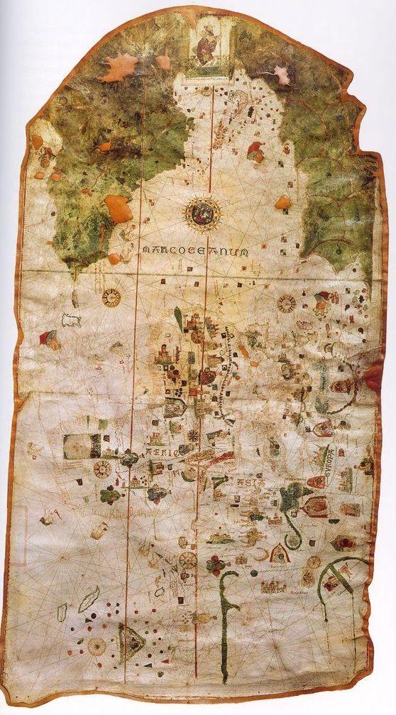 Juan-de-la-Casa-Madrid-Museo-Naval-927x1024  Juan-de-la-Cosa-maiolicadoc  Juan-de-la-Cosa-DOC-mappa-verticale-1500