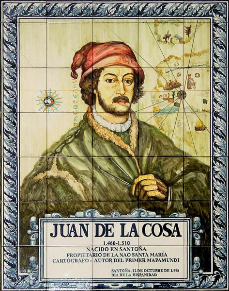 Juan-de-la-Cosa-maiolicadoc