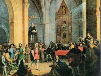 Antonio-Cabral-Bejarano-Chiesa-di-San-Giorgio-in-Palos-23-maggio-1492-326x245