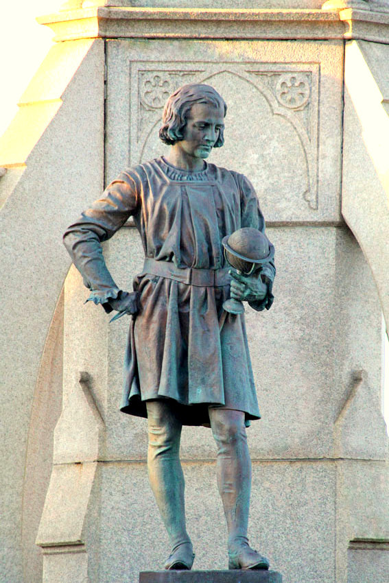 Chicago-fontana-Cristoforo-Colombo  Chicago-John-Burroughs-Drake-LibanoOhio-1826-Chicaho-1895  Chicago-doc-C.Colombo-fountain  Chicago-DOC-statua-con-targa  Chicago-scritta  Chicgago-fontana-statua-mappamondo