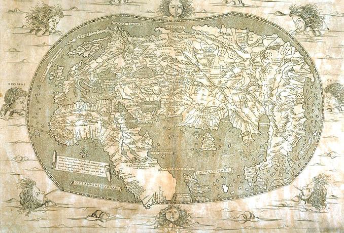 CARTA-Francesco-Rosselli-Planisfero-1488-o-1489