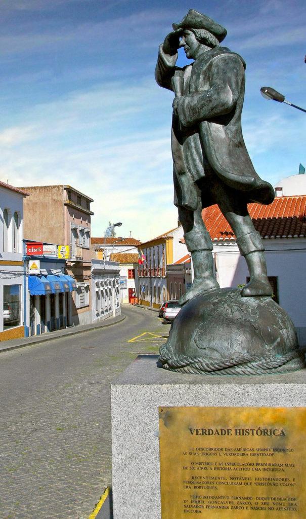 Alentejo-Cuba-statua  Alentejo-mezzo-busto-1024x683  Alentejo-Cuba-Doc-targa-Cristovao-Colon-Cuba-scultore-Alberto-Trindade  Alentejo-Verdade-historica-605x1024