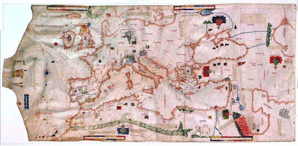 Bartolomeo-Pareto-DOC-1455_Nautical_Chart_by_Bartolomeo_Pareto-1024x503