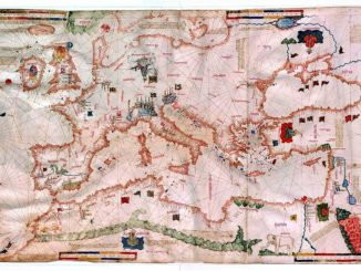 Bartolomeo-Pareto-DOC-1455_Nautical_Chart_by_Bartolomeo_Pareto-326x245