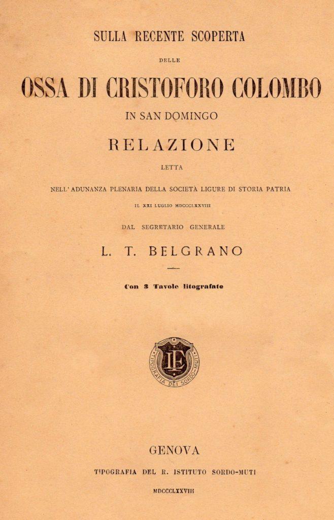 BIBLIOTECA-CNC-ICCC-L.T.-Belgrano-Sulla-recente-scoperta-delle-ossa-di-Cristoforo-Colombo-in-San-Domingo.-658x1024