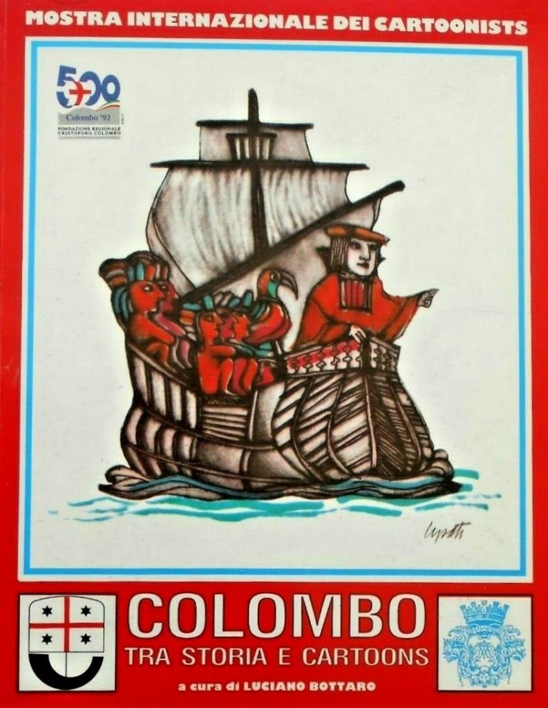 BIBLIOTECA-CNC-ICCC-COLOMBO-TRA-STORIA-E-CARTOONS-CATALOGO-SALONE-793x1024
