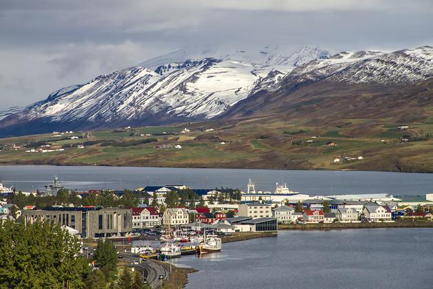 Akureyri-porticciolo