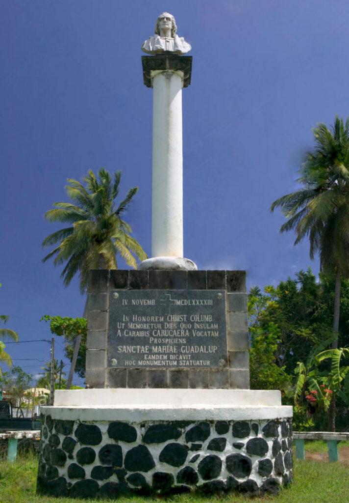 Guadeloupe-Sainte-marie-capesterre-belle-eau  Guadeloupe-resti-antichi  Guadaloupe-DOC-monumento-pulito-712x1024