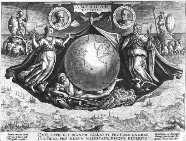 Jan-van-der-Straet-Discovery-of-America-with-portraits-of-Amerigo-Vespucci-1454-1512-and-Christopher-Columbus-1451-1506