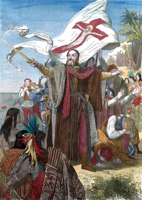 Robert-Leinweber-Colombo-sbarca
