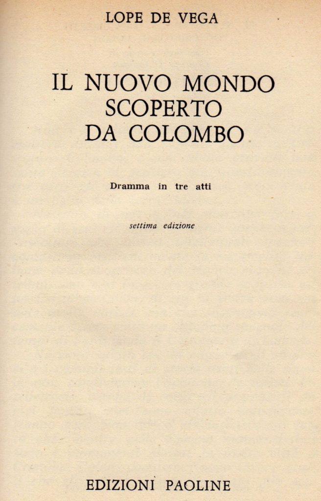 Lope-striscia  Lope-de-Vega-Edizioni-paoline-656x1024
