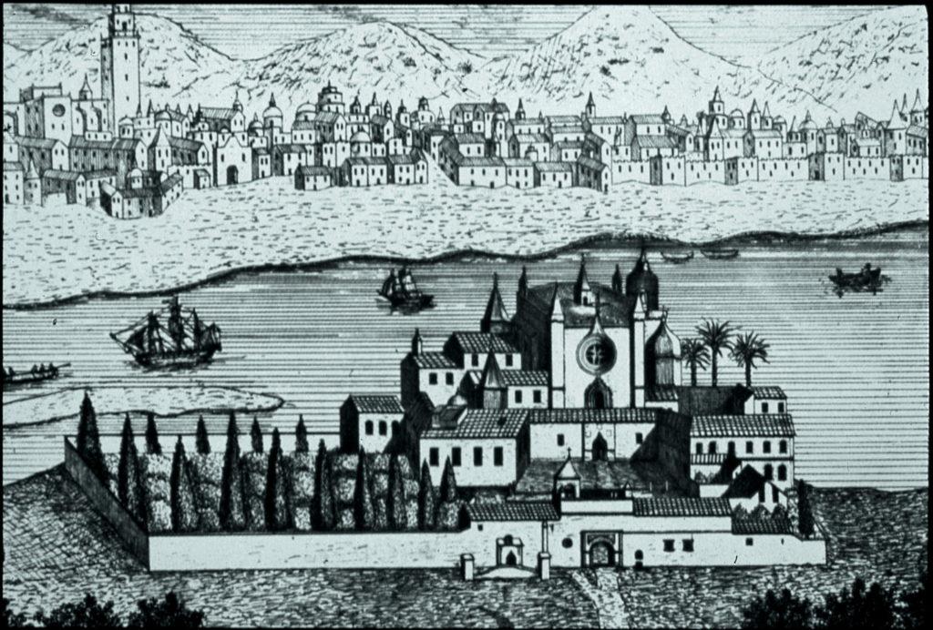 Monasterio-en-sus-inicios-1024x692