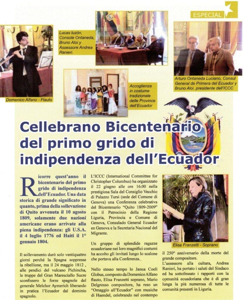 Ecuador-Invito-Conferenza-Bicentenario-ecuador-1024x985  Ecuador-monumento-1809  Ecuador-fanciulle  ECUADOR-altri-costumi-ecuadoriani  Ecuador-alcune-bellezze-ecuadoriane  ECUADOR-agazze-in-costume-tradizionale  Ecuador-Janua_Coeli_Globus4  Ecuador-1  Ecuador-2  Ecuador-Lucas_Luzon_Senami_Arturo_Ontaneda_Console_Ecuador_Bruno_Aloi_ICCC_Andrea_Ranieri_Assesssore_Comunale_Cultura  Ecuador-Premio-a-Silvia-Campana-Villacis-1  Ecuador-Il-Console-Arturo-Ontaneda-e-Bruno-Aloi  Ecuador-Andinos-por-el-Mundo-1-1024x738  ECUADOR-TURSI-Pubblico  ECUADOR-GianCarlo-Merialdi-e-signora-Luigi-Mori-e-la-scrittrice-ecuadoriana-Silvia-Campaña  ECUADOR-Leonardo-e-Pino-MArinp  ECUADOR-A-TURSI-primo-grido-indipendenza  Ecuador-rivista-Comunidad-777x1024  Ecuador-articolo-834x1024
