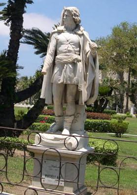 Alessandria-Magellano-statua